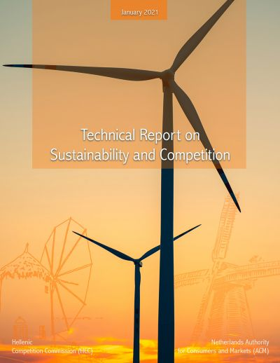 Technical Report on Sustainability and Competition