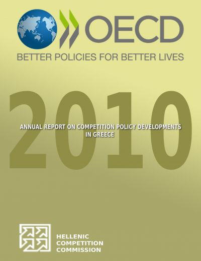 OECD Annual Report 2010