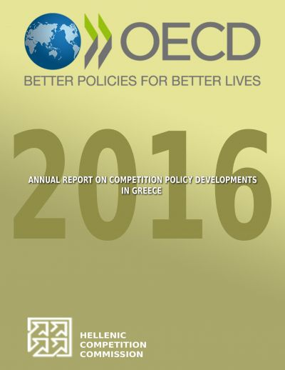 OECD Annual Report 2016