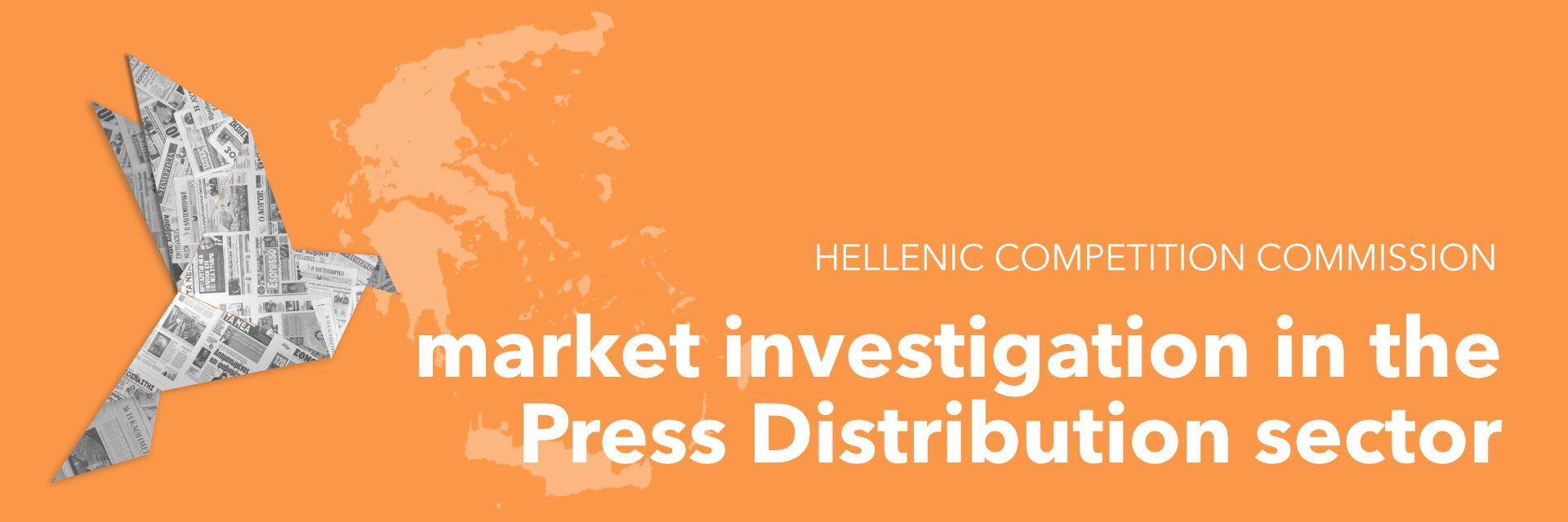 Market Investigation in the Press Distribution Sector