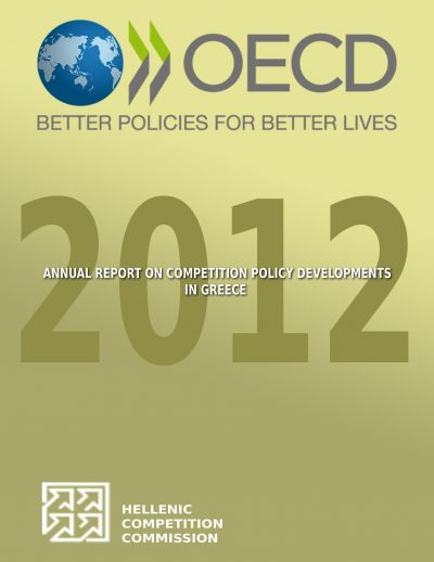 OECD Annual Report 2012
