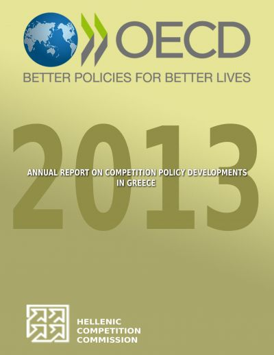 OECD Annual Report 2013