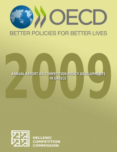 OECD Annual Report 2009