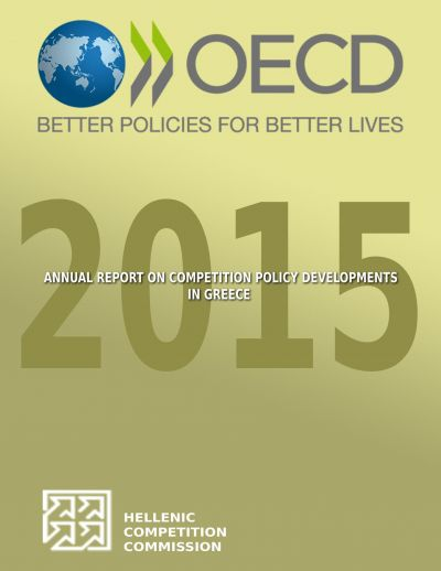 OECD Annual Report 2015